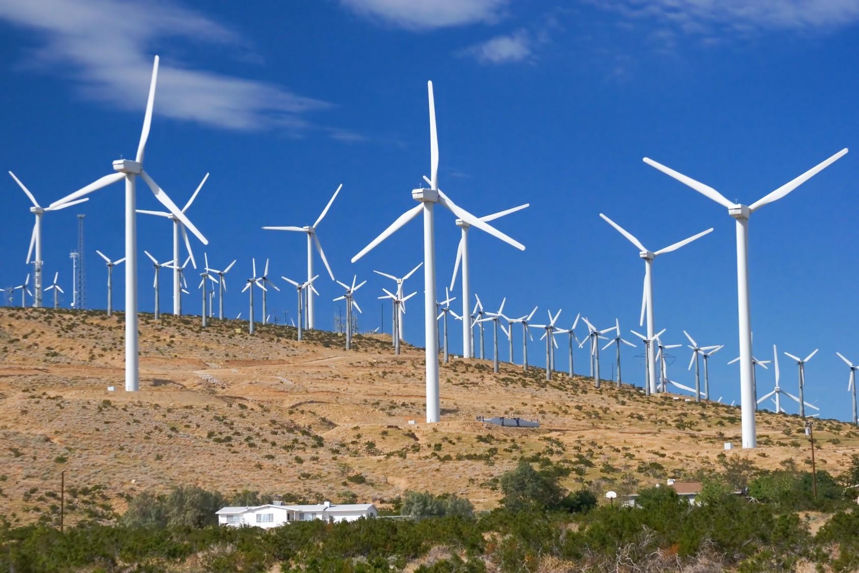 Mỹ: Năng lượng tái tạo lần đầu vượt mặt nhiệt điện than - Ảnh 1.
