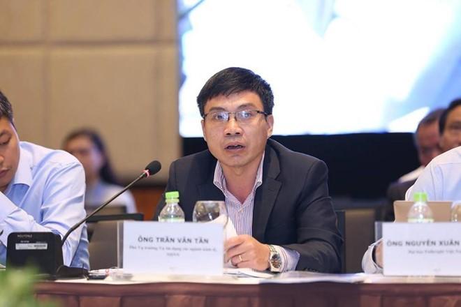 Ông Trần Văn Tần là đại diện 30% vốn góp Nhà nước tại VietinBank - Ảnh 1.