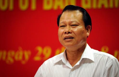UBKTTW kết luận Nguyên Phó Thủ tướng Vũ Văn Ninh vi phạm trong cổ phần hóa, thoái vốn nhà nước - Ảnh 1.