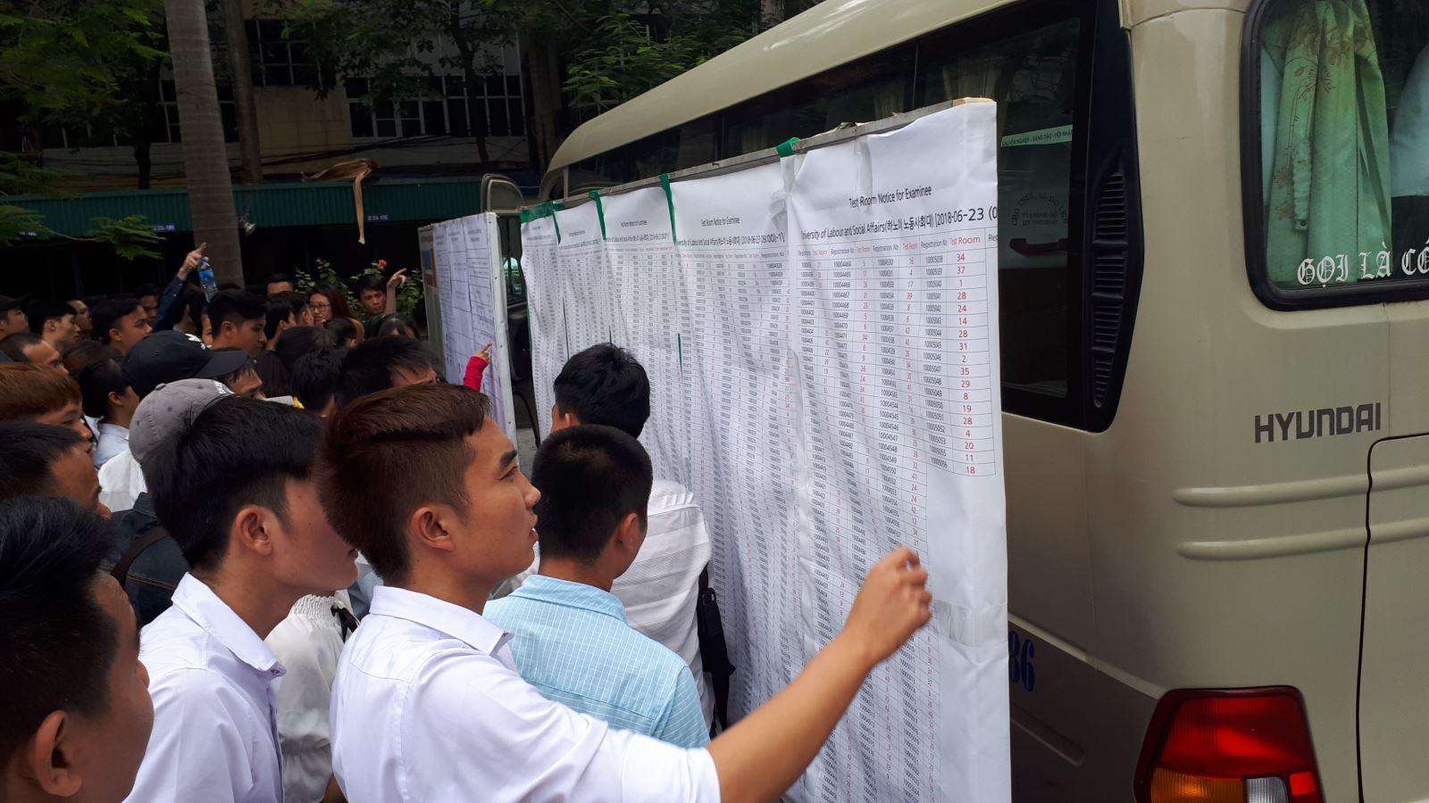 40 quận, huyện phải tạm dừng tuyển lao động đi làm việc tại Hàn Quốc - Ảnh 1.