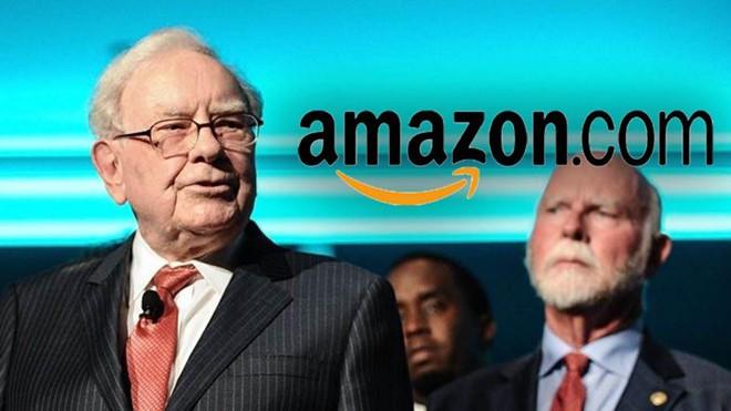 Warren Buffett: Tôi thật ngốc khi không mua cổ phiếu Amazon sớm - Ảnh 2.