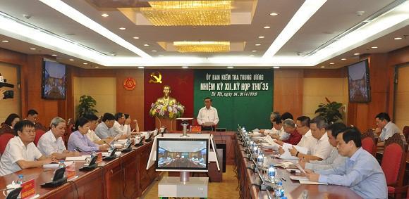 Xem xét kỉ luật Đô đốc Nguyễn Văn Hiến, nguyên Thứ trưởng Bộ Quốc phòng - Ảnh 2.