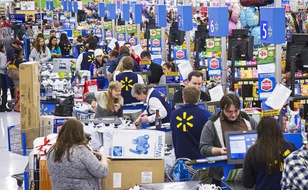 Walmart đang ứng dụng trí tuệ nhân tạo như thế nào tại các siêu thị? - Ảnh 1.