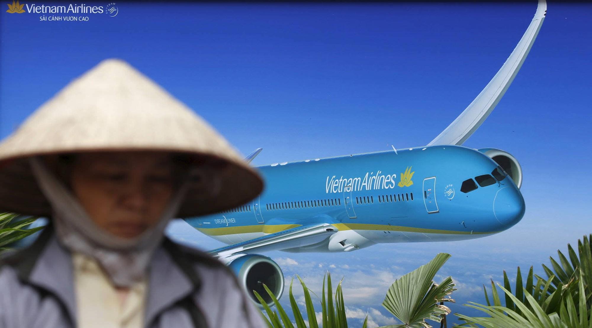 Nikkei: Hàng không Việt Nam có thể bay thẳng đến Mỹ sớm nhất trong năm nay  - Ảnh 1.