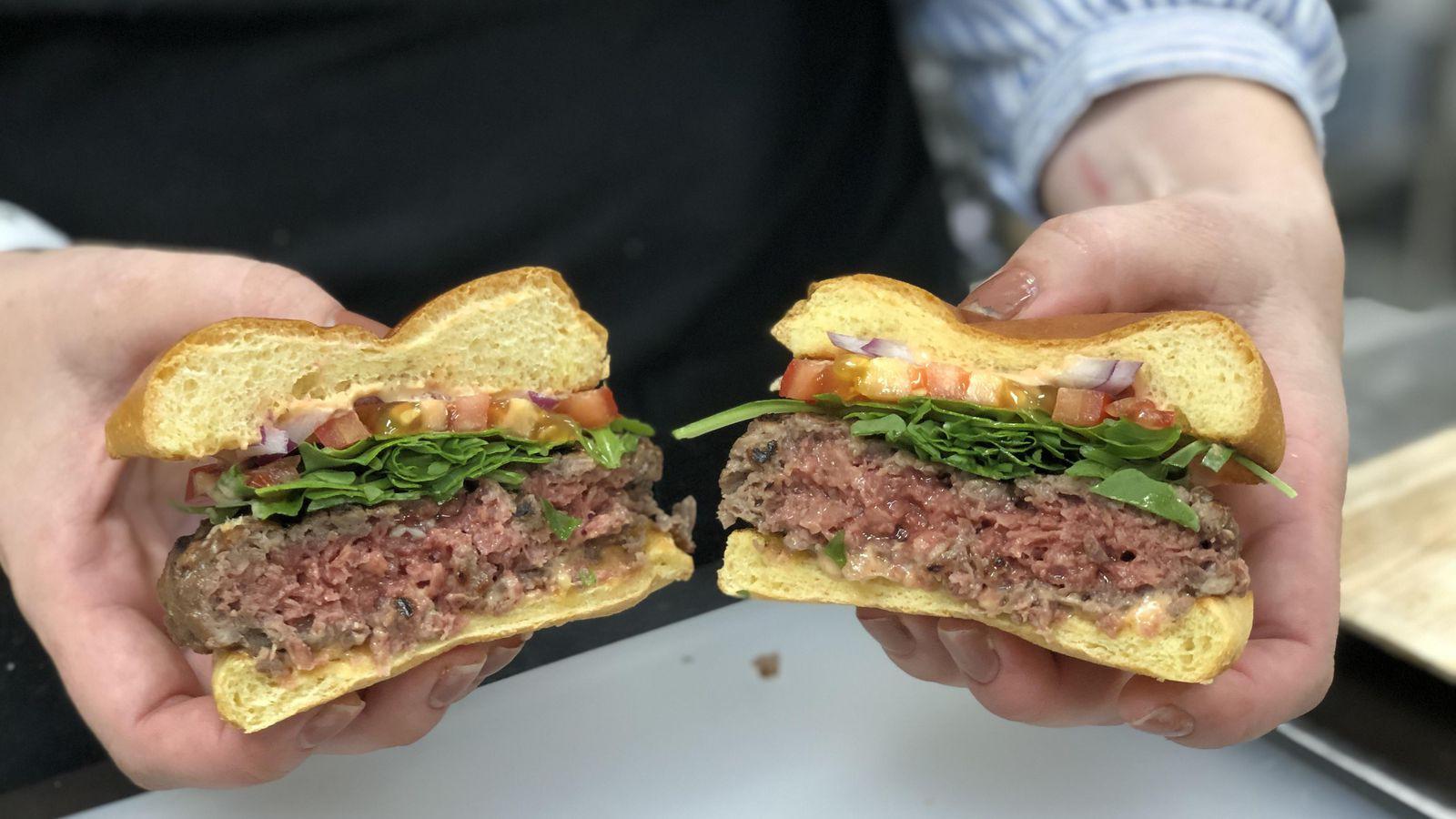 Các nhà sản xuất thịt thực vật chóng mặt vì nhu cầu lớn của người tiêu dùng - Ảnh 2.