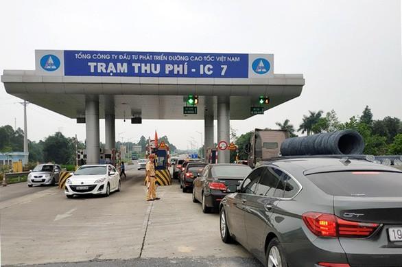 Bộ Giao thông vận tải lại muốn gọi trạm thu phí là trạm thu tiền - Ảnh 1.