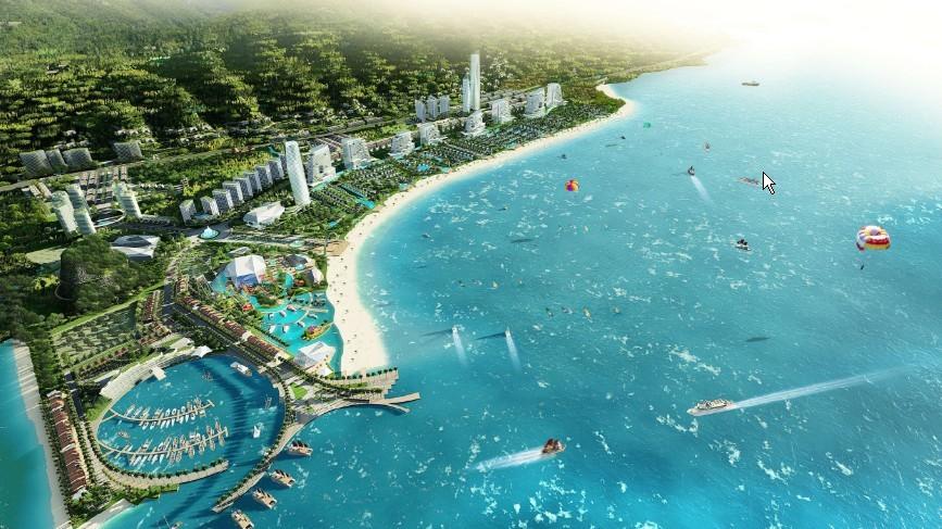 Công ty thành viên của CEO Group được thuê thêm đất phục vụ 'siêu dự án' Vân Đồn Harbor City - Ảnh 1.