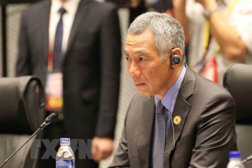 Singapore: Bước đi quyết định trong chuyển giao thế hệ lãnh đạo - Ảnh 1.