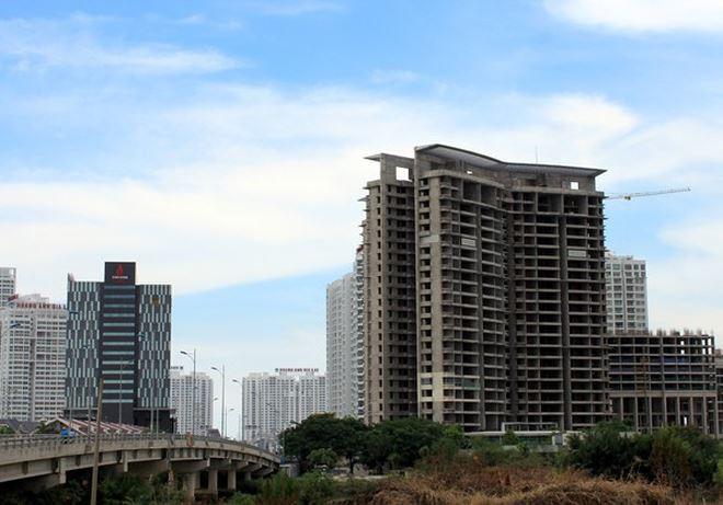 Thị trường bất động sản: Lượng tồn kho còn khoảng 20.000 tỉ đồng - Ảnh 1.