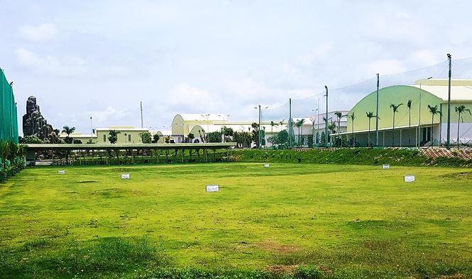 Thuê đất xây nhà máy nhưng lại lấy làm sân golf - Ảnh 2.