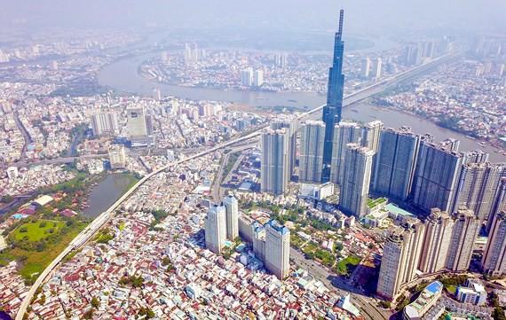 210 dự án tổng vốn gần 1,2 triệu tỉ đồng đang được TP HCM mời gọi đầu tư - Ảnh 1.