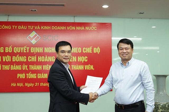 Thủ tướng bổ nhiệm ông Nguyễn Chí Thành làm Tổng Giám đốc SCIC - Ảnh 2.