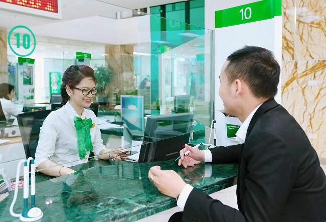 Lãi suất ngân hàng Vietcombank mới nhất tháng 6/2019 - Ảnh 1.