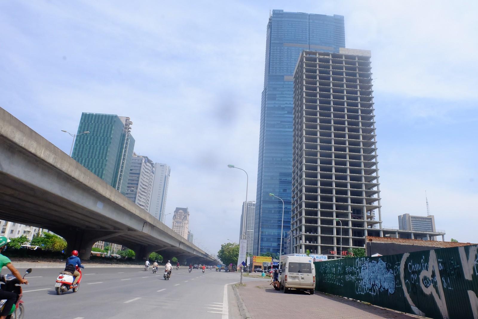 Cận cảnh tòa tháp nghìn tỉ bỏ hoang của Vicem đang tìm chủ mới - Ảnh 2.