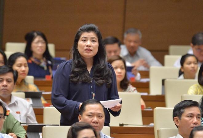 Đa số đại biểu Quốc hội không ủng hộ bỏ quy định giáng chức - Ảnh 3.