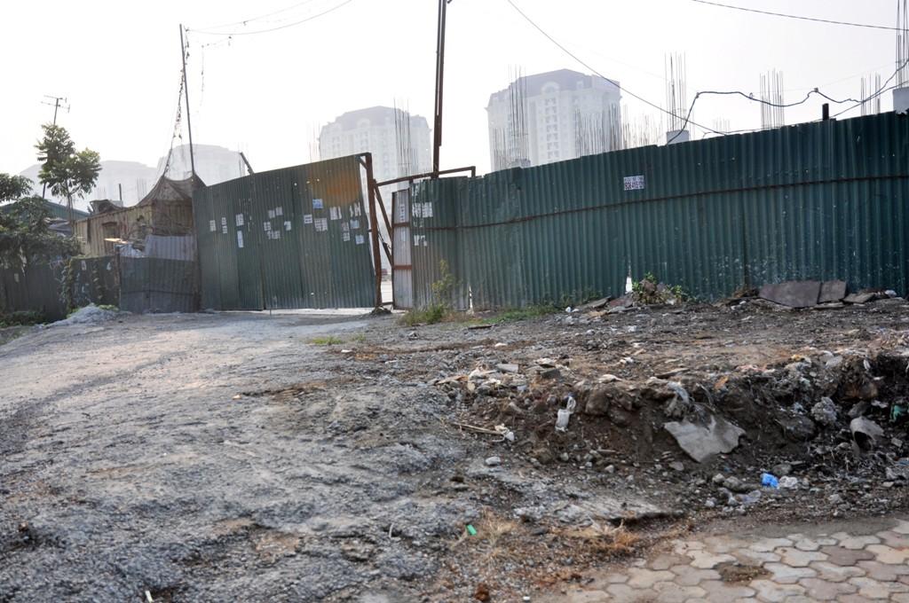 Khu đô thị Ciputra và những khu đất bỏ hoang - Ảnh 1.