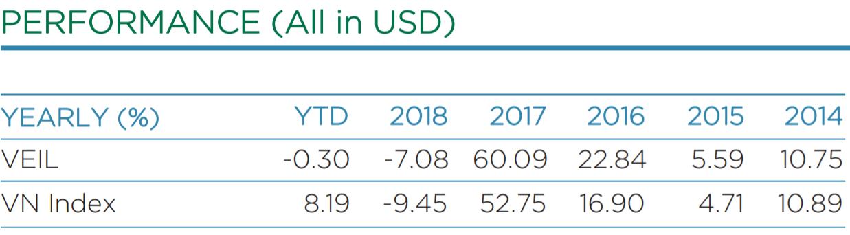 Nắm giữ danh mục lớn nhất TTCK Việt Nam, quỹ ngoại do Dragon Capital quản lí thất thủ trong 5 tháng đầu năm - Ảnh 1.