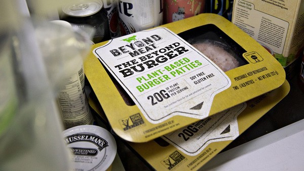 Cổ phiếu công ty thịt thực vật Mỹ tăng hơn 600% sau IPO - Ảnh 1.