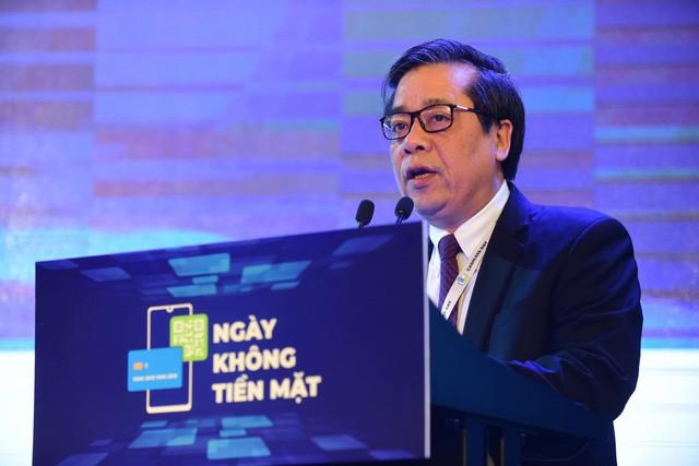 Phó Thống đốc NHNN: Thanh toán bằng tiền mặt vẫn có xu hướng tăng bất chấp sự bùng nổ của ngân hàng số - Ảnh 1.