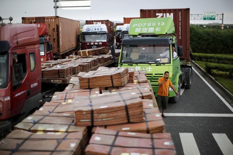 Nhập khẩu đồng của Trung Quốc giảm hơn 9% trong 5 tháng đầu năm - Ảnh 1.