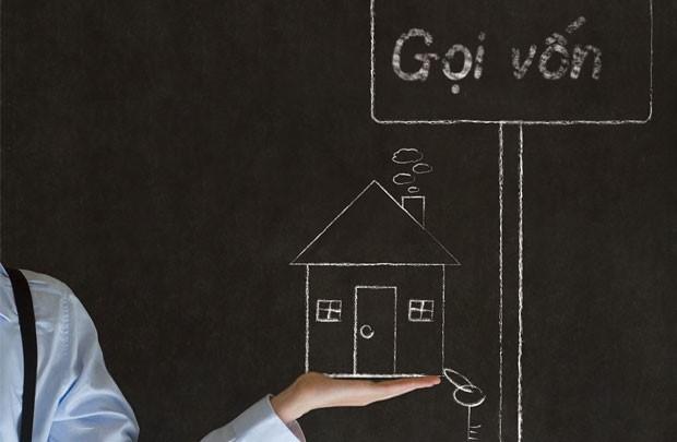 Vốn cho bất động sản: Sức nặng đè lên doanh nghiệp nhỏ - Ảnh 1.