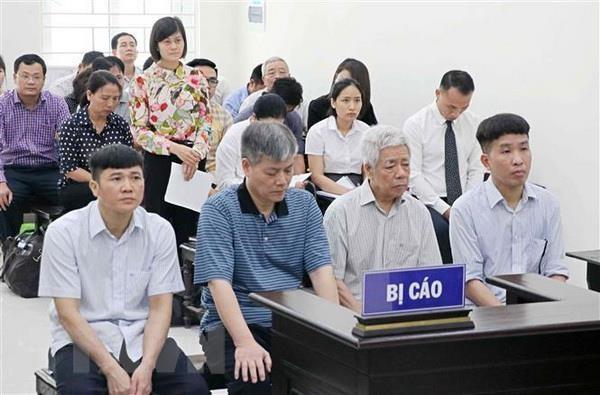 Nguyên Chủ tịch Hội đồng thành viên Vinashin bị đề nghị 18-20 năm tù - Ảnh 1.