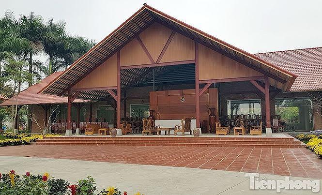 Thanh tra hé lộ loạt sai phạm tại khu du lịch sinh thái 'khủng' ở Thái Nguyên - Ảnh 1.