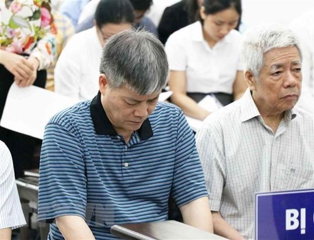 Nguyên Chủ tịch HĐTV Vinashin Nguyễn Ngọc Sự bị phạt 13 năm tù - Ảnh 1.