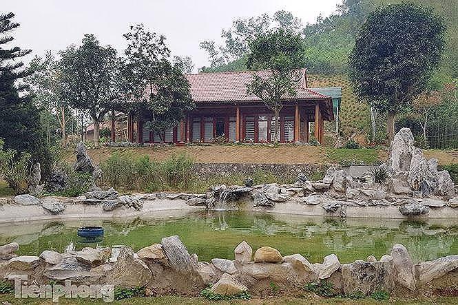 Thanh tra hé lộ loạt sai phạm tại khu du lịch sinh thái 'khủng' ở Thái Nguyên - Ảnh 2.