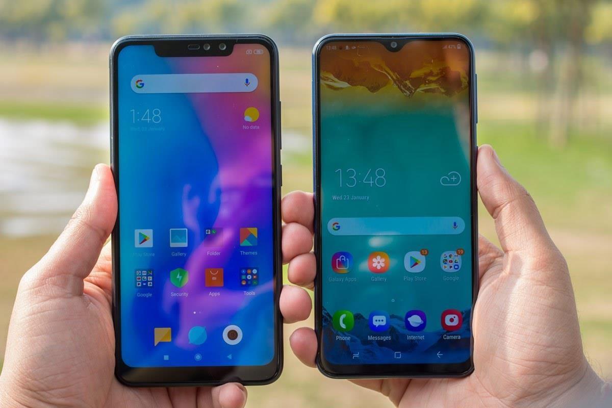 Smartphone Ấn Độ đang gục ngã trên chính sân nhà - Ảnh 3.