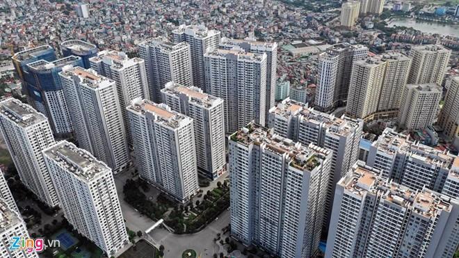 Không được cấp phép xây dựng nhà cao tầng tại trung tâm đô thị - Ảnh 2.