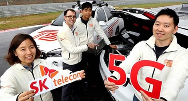 Hàn Quốc: SK Telecom hợp tác phát triển mạng 6G với Nokia, Ericsson - Ảnh 1.