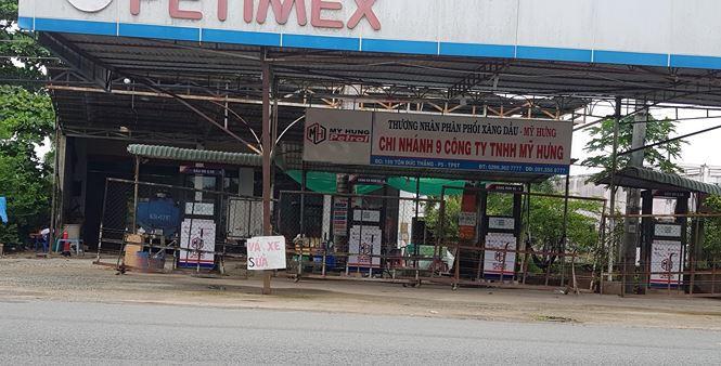 Hàng loạt cửa hàng xăng dầu của đại gia Trịnh Sướng đóng cửa - Ảnh 2.