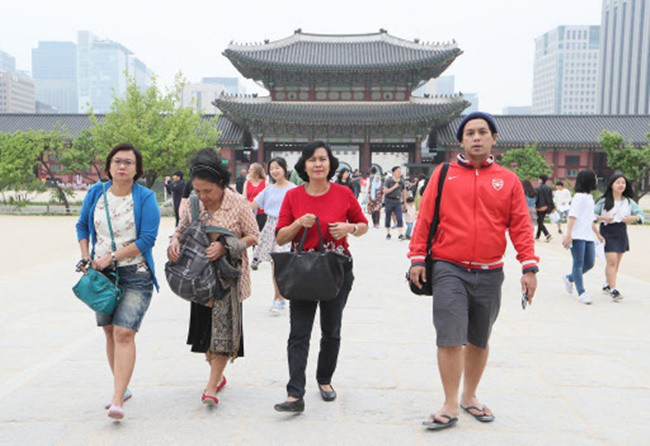 du khach o Seoul