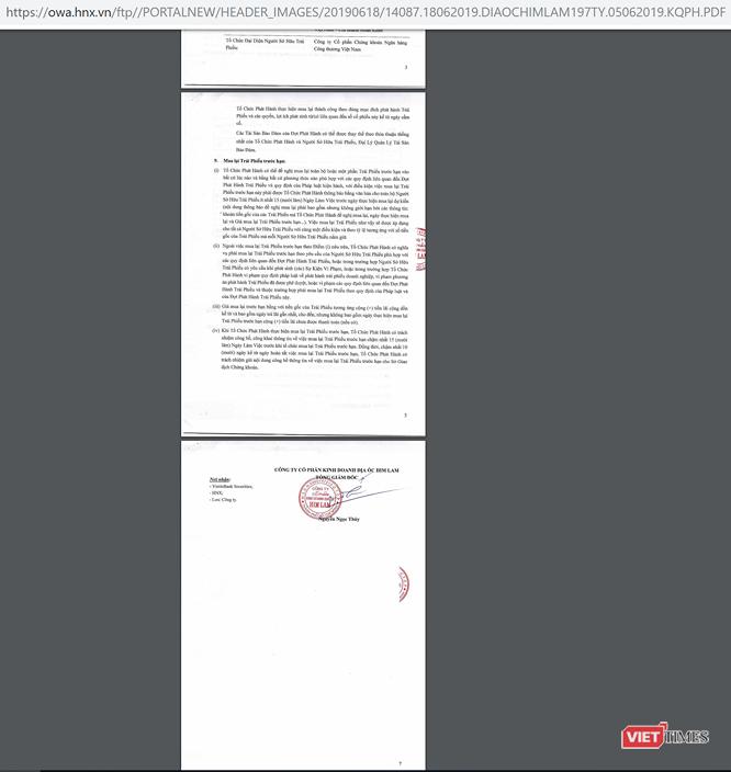'Lách' quy định công bố thông tin trong phát hành trái phiếu doanh nghiệp? - Ảnh 4.