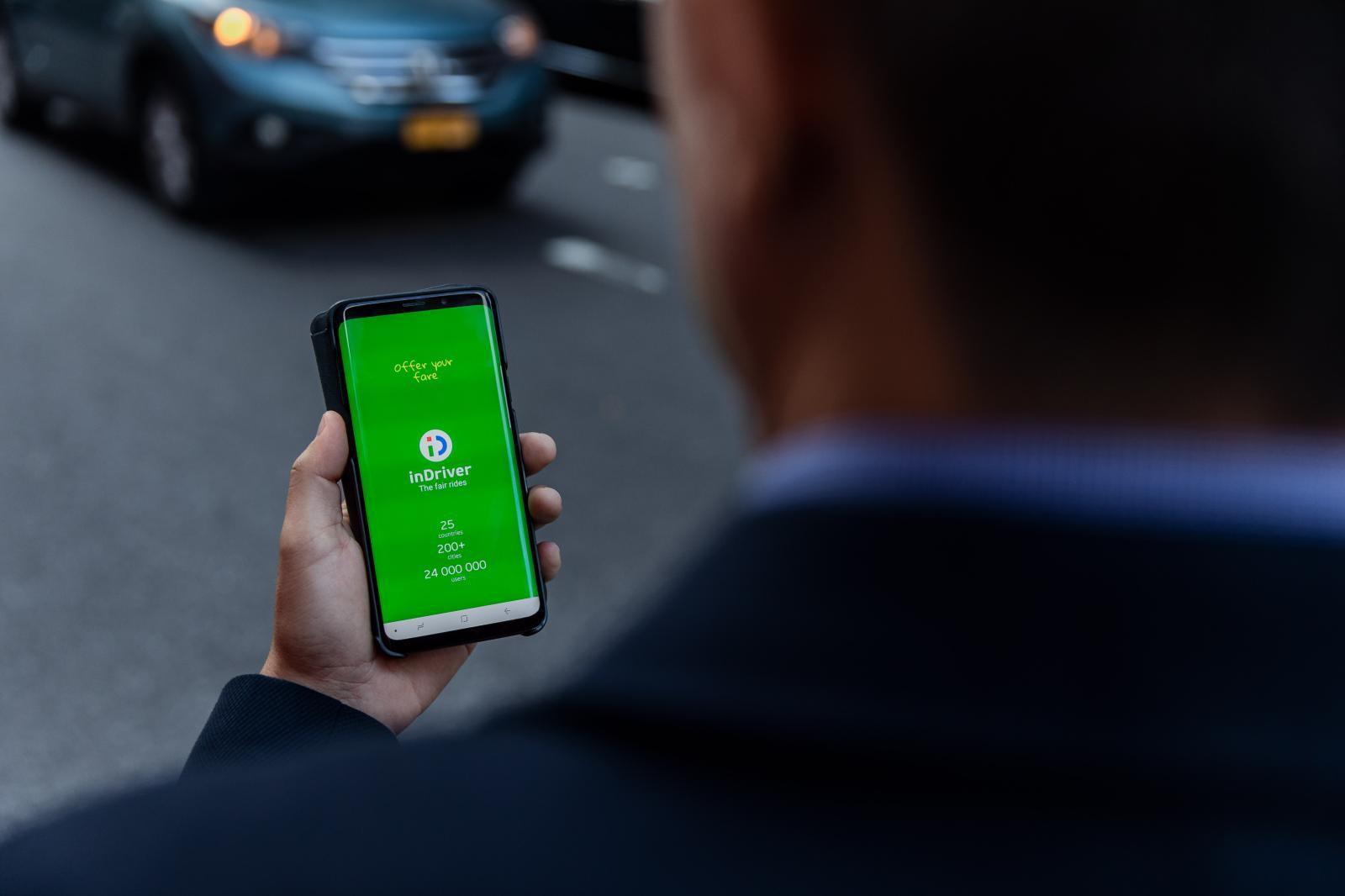 Một công ty non trẻ từ Nga đang khuấy động dịch vụ gọi xe ở Châu Phi