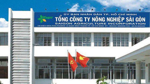 Cách chức Tổng Giám đốc SAGRI đối với ông Lê Tấn Hùng - Ảnh 1.