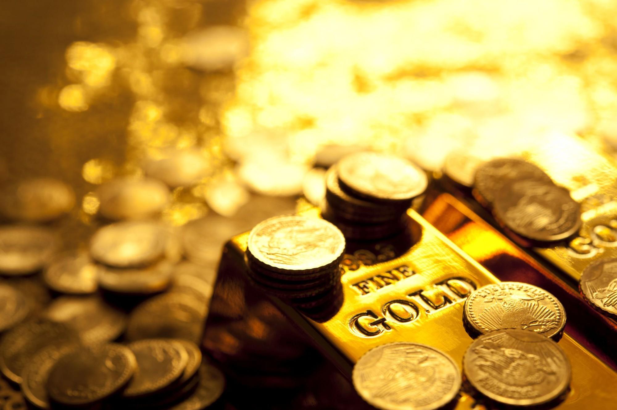 Dự báo giá vàng tuần tới: Giá vàng nhiều khả năng sẽ đi lên - Ảnh 1.