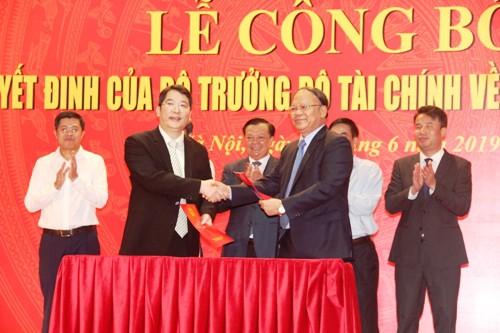 Bổ nhiệm ông Cao Anh Tuấn giữ chức Tổng cục trưởng Tổng cục Thuế - Ảnh 2.
