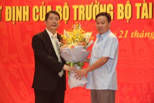 Bổ nhiệm ông Cao Anh Tuấn giữ chức Tổng cục trưởng Tổng cục Thuế - Ảnh 4.