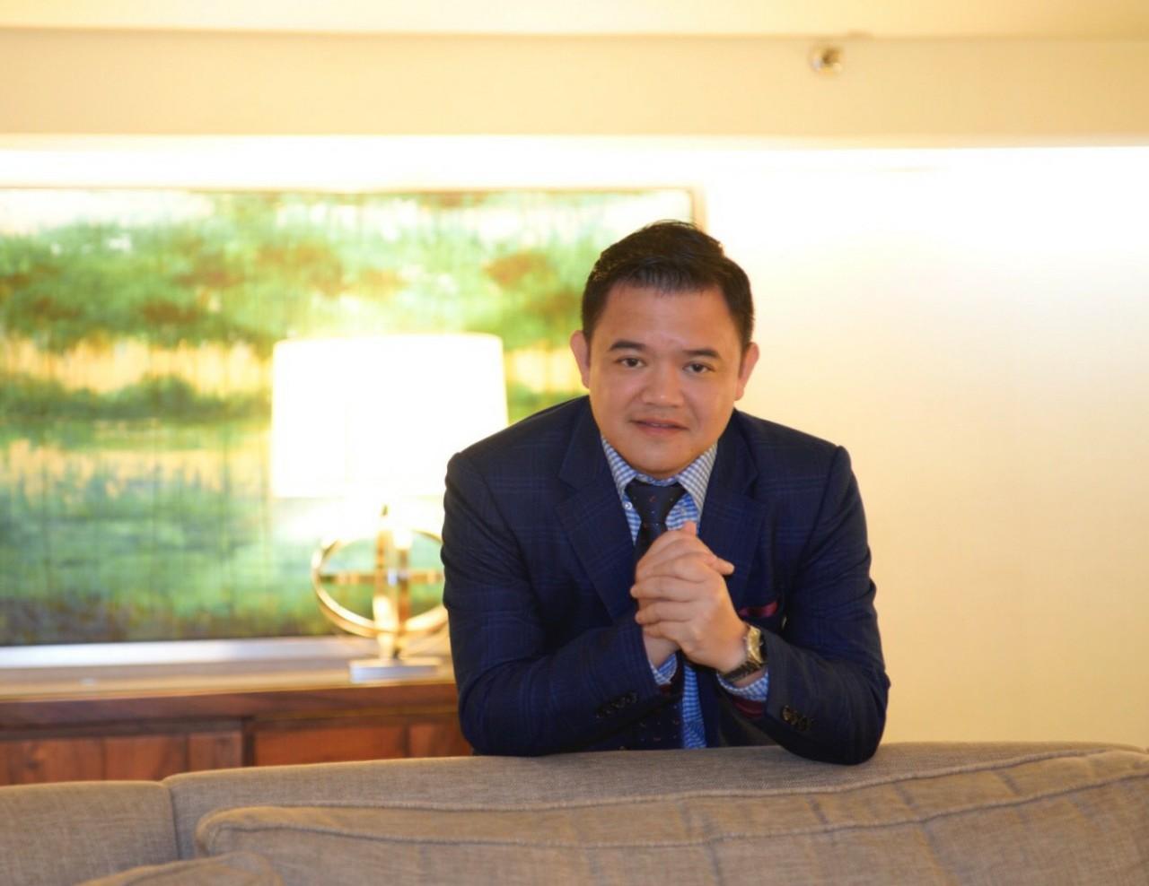 Luat su Pham Duy Khuong, Phạm Duy Khương