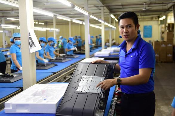 Tivi Asanzo – Sản phẩm không đáp ứng các qui tắc về Made in VietNam - Ảnh 1.