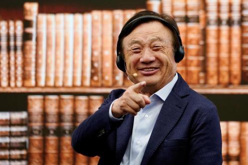 Huawei June 2019 Reuters