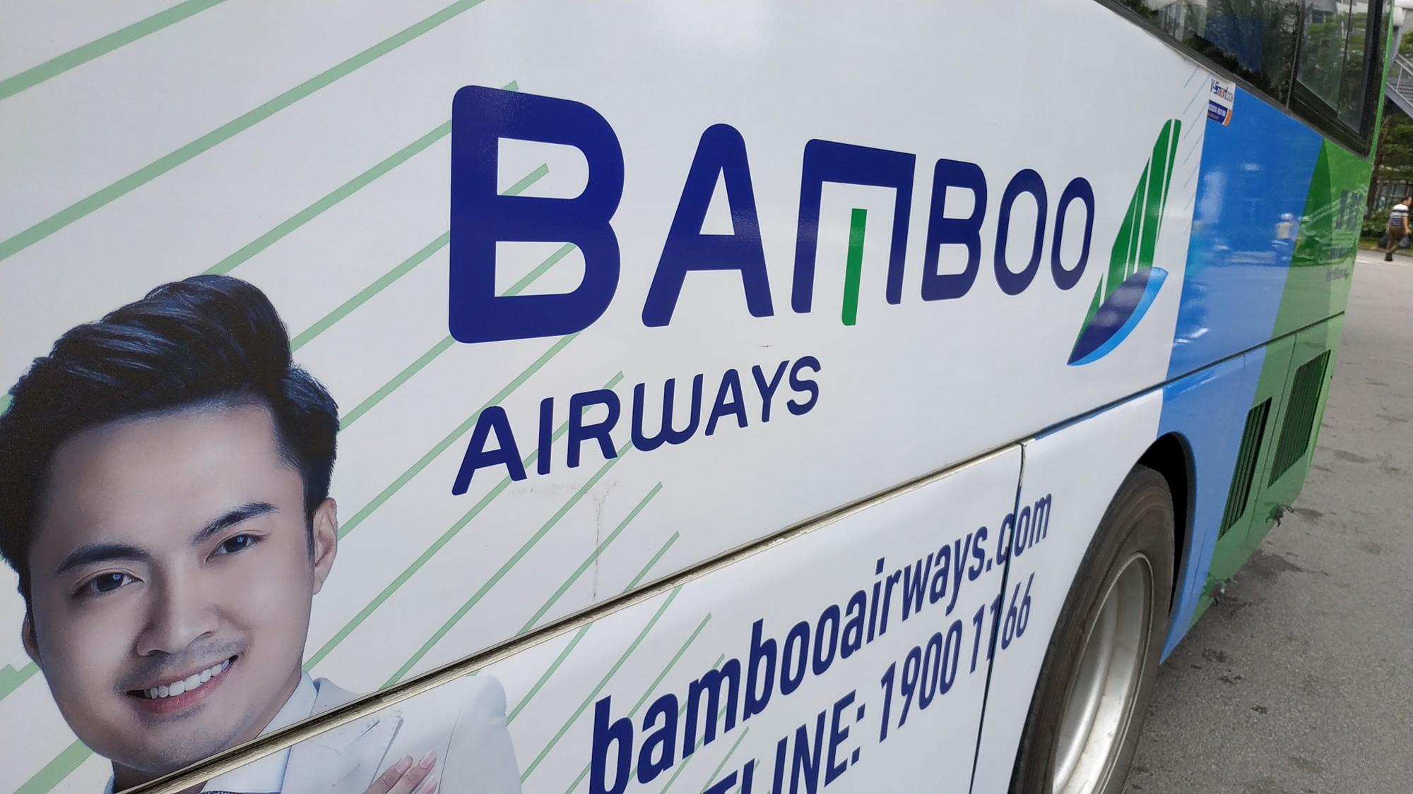 Bamboo bus