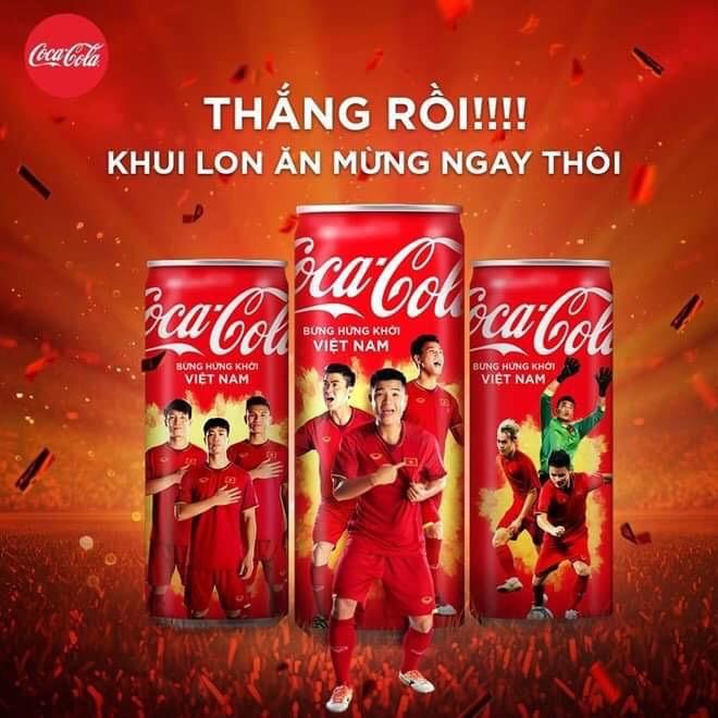 Coca-Cola quảng cáo 'Mở lon Việt Nam' là không phù hợp thuần phong mỹ tục - Ảnh 1.