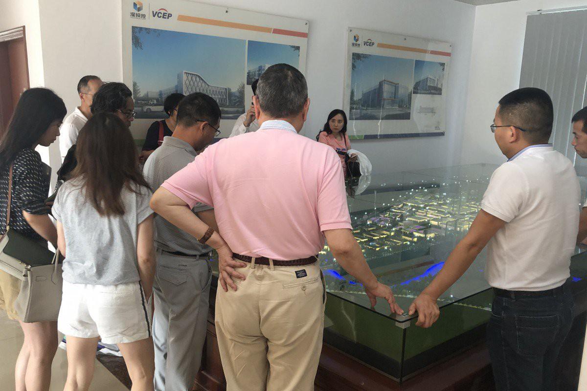 Bên trong khu công nghiệp duy nhất thuộc sở hữu của chính phủ Trung Quốc tại Việt Nam - Ảnh 1.