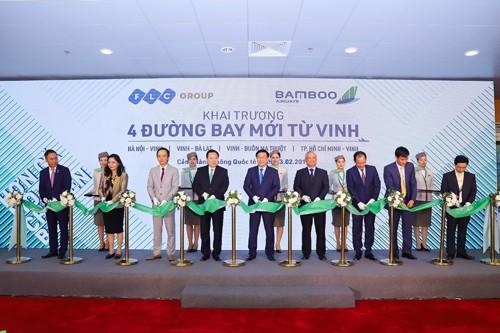 Bamboo Airways ngừng khai thác hai đường bay, hoàn tiền cho khách đã đặt vé - Ảnh 2.