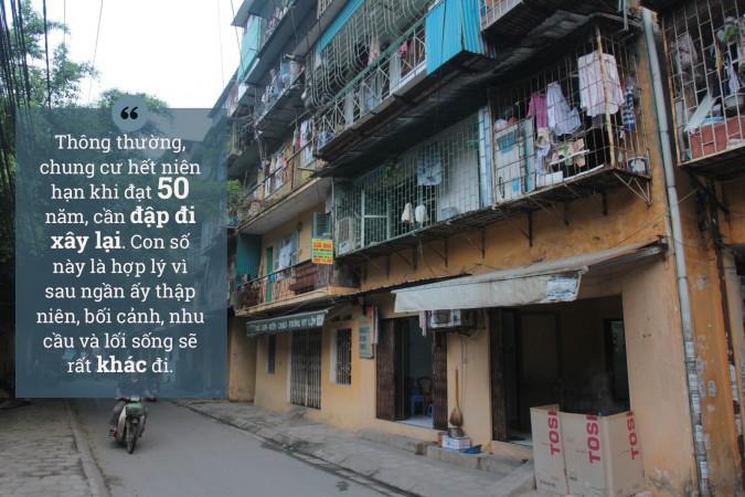 Thanh lý chung cư cũ để tái sinh đô thị: Góc nhìn từ nước ngoài - Ảnh 3.