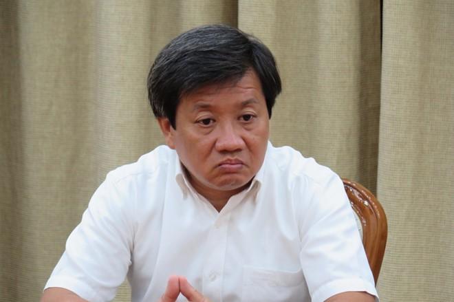 Ông Đoàn Ngọc Hải không còn làm Phó chủ tịch UBND Q.1 - Ảnh 1.