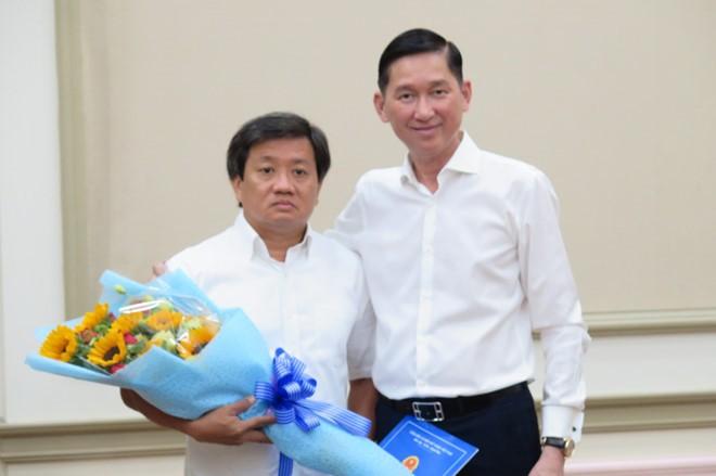 Ông Đoàn Ngọc Hải không còn làm Phó chủ tịch UBND Q.1 - Ảnh 2.